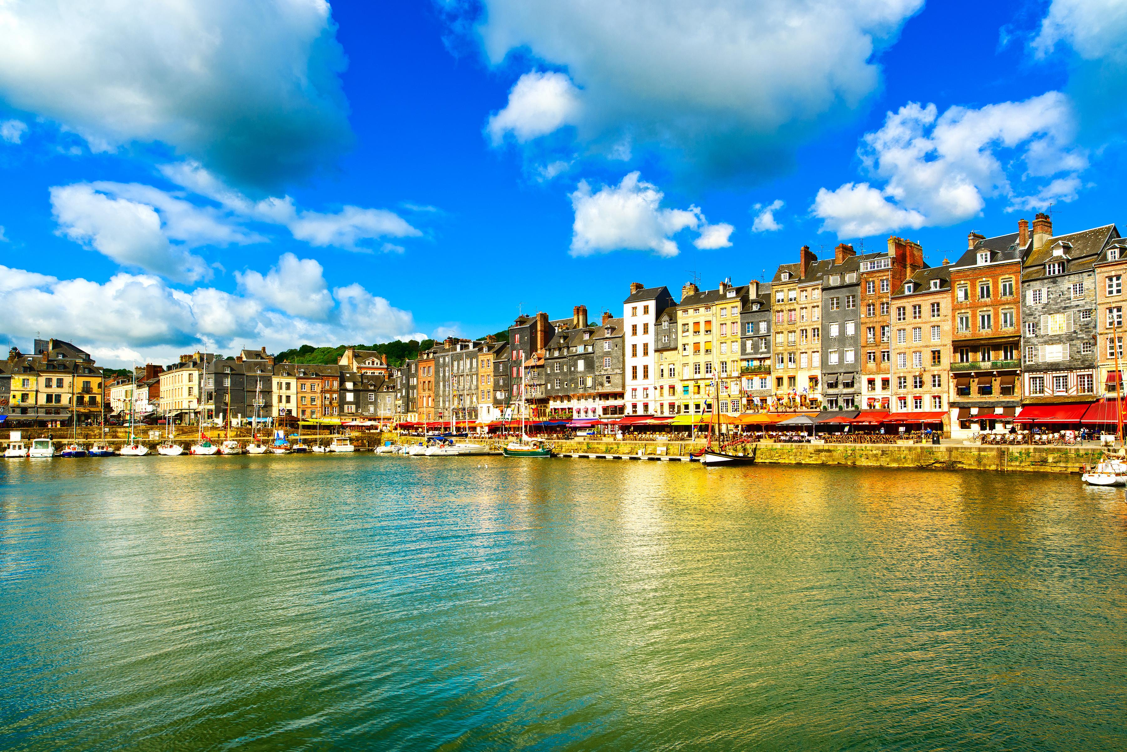 Rundreise Frankreich Normandie Bretagne