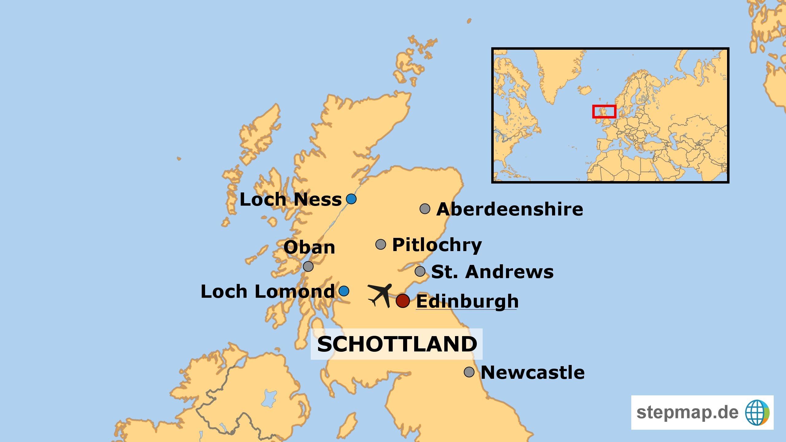 Standortreise Schottland Whisky Tasting Und Wanderungen